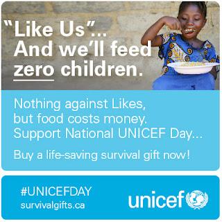 #UNICEFDay