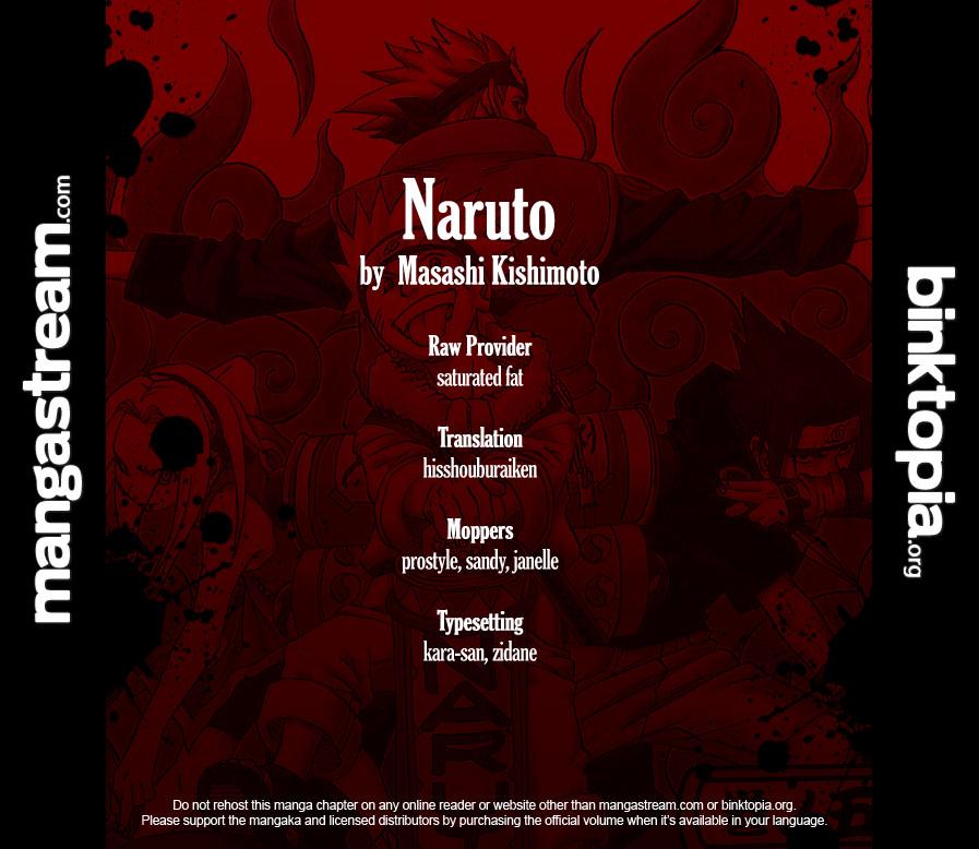 Naruto chap 533 Trang 20 - Mangak.info