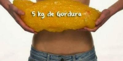 eliminando gordura