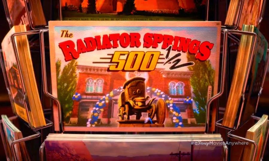 Cars: Radiator Springs Racing Demo Game - Dan Dare