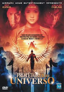 Protetores do Universo – Dublado (2001)