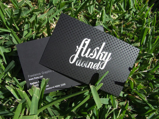 BEST 14 MOST CREATIVE BUSINESS CARDS DESIGN 13
