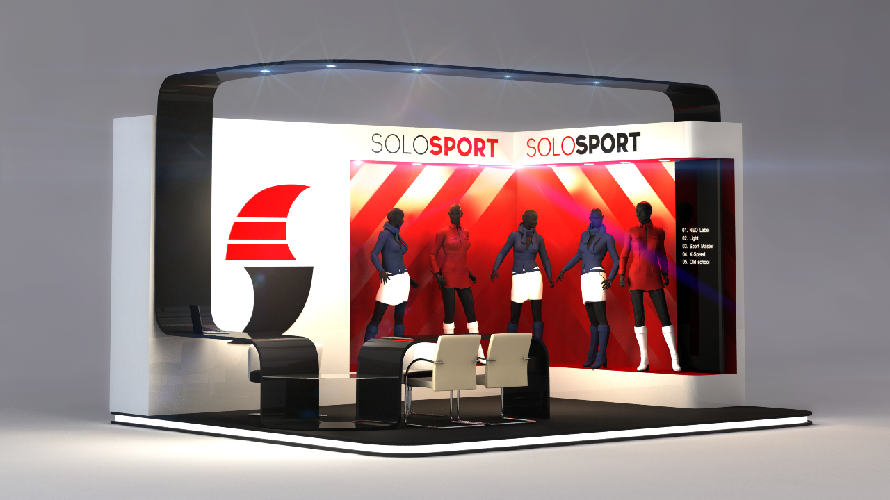3d Exhibition Design Software : Exhibition booth design software home decoration live