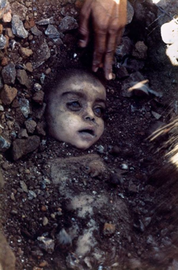 Bhopal Disaster, 1984