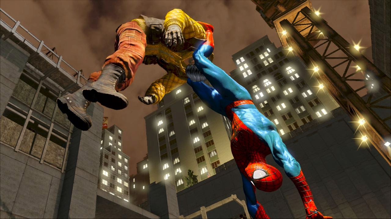 The Amazing Spider Man 2 - PC RELOADED [FREE DOWNLOAD]