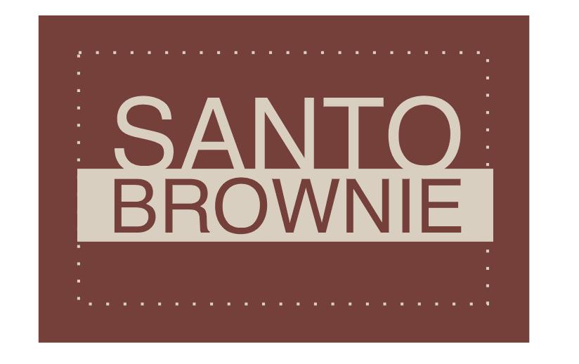 SANTO BROWNIE