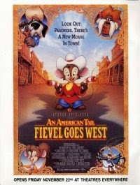 An American Tail: Fievel Goes West 1991 Hollywood Movie Watch Online