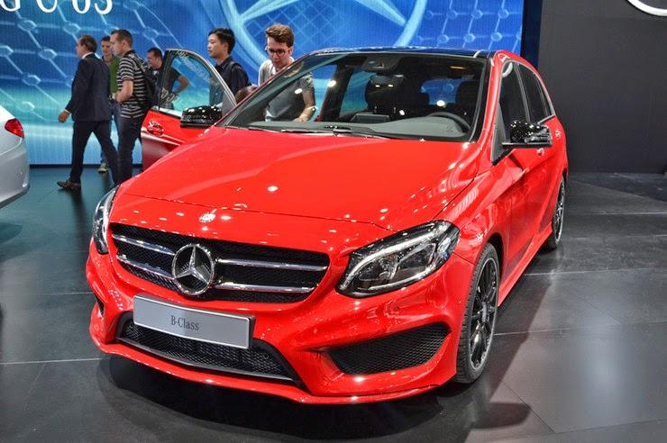 Mercedes B-класса