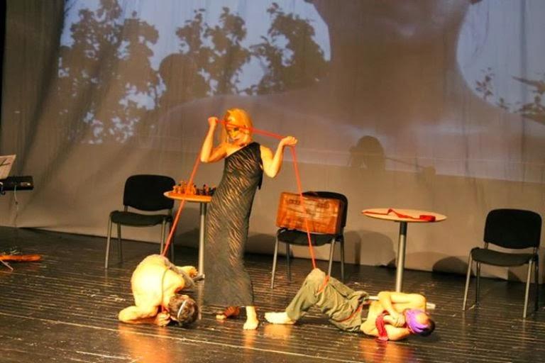 Program Poetskog teatra KCNS u decembru