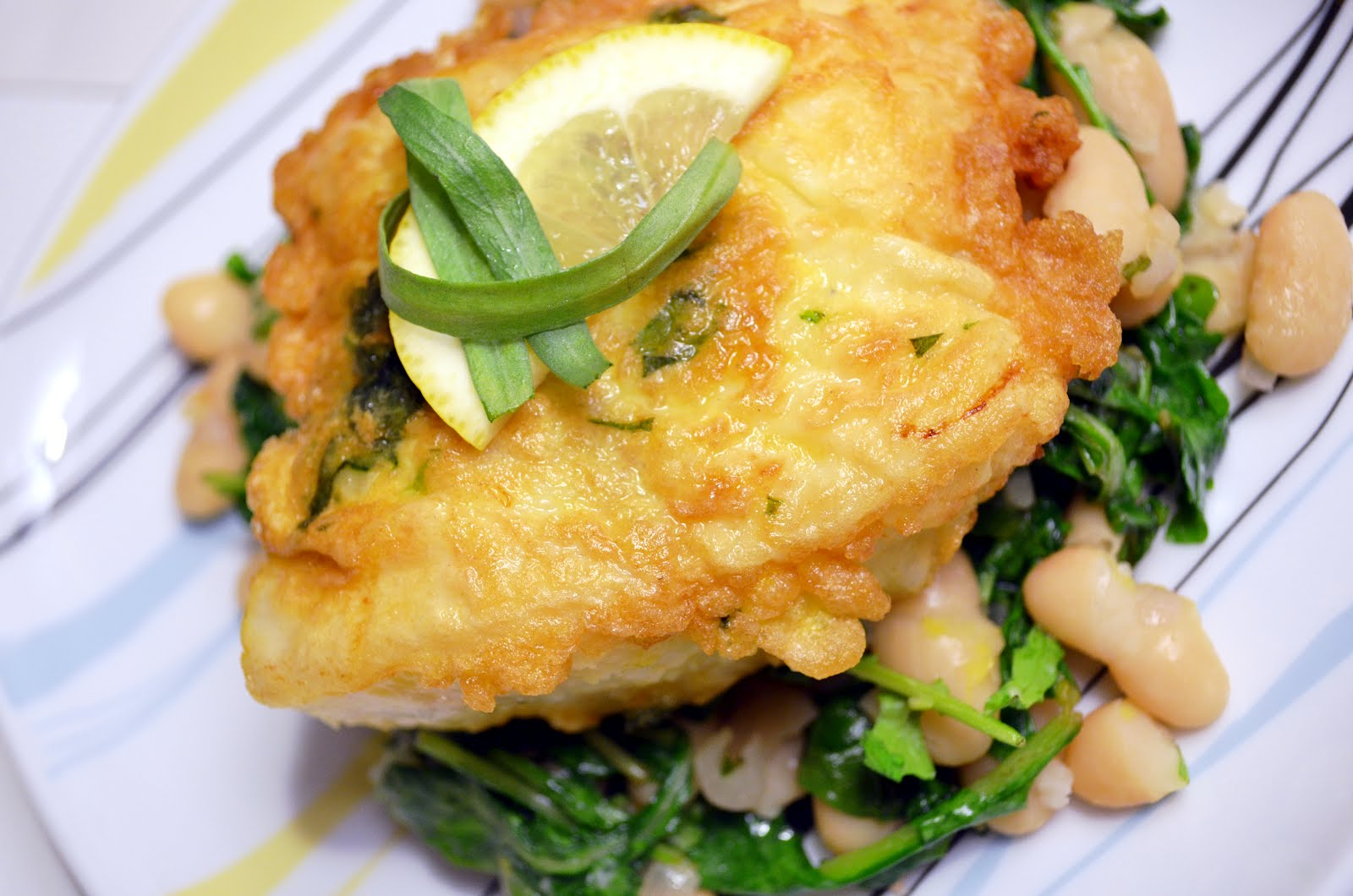 how to cook white cod