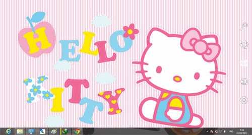 Hello Kitty Theme For Windows 7 And 8 8.1