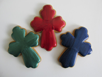 Cross cookies by Tunde Dugantsi