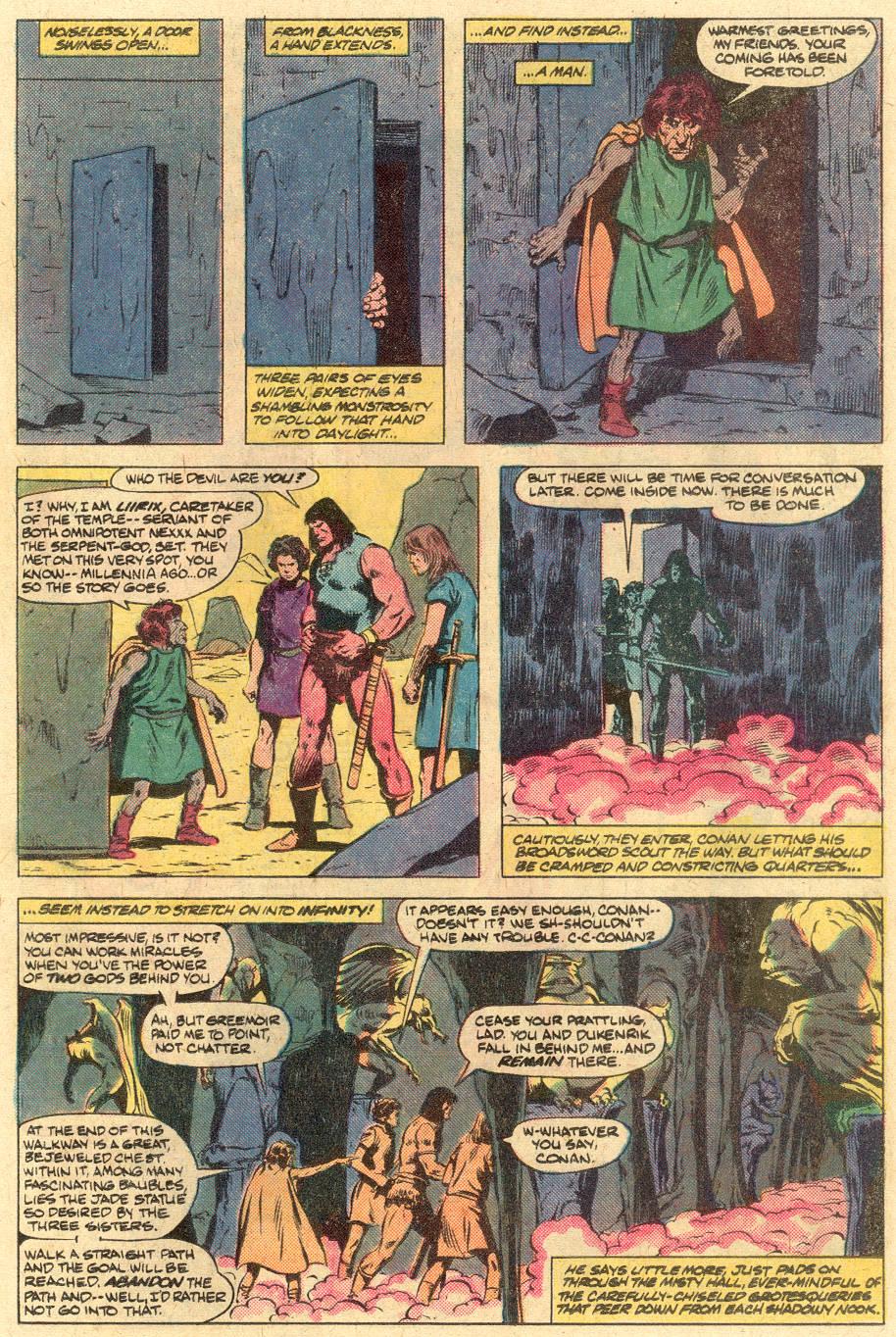 Conan the Barbarian (1970) Issue #125 #137 - English 15