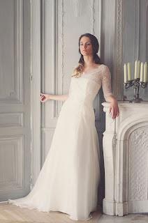 Marie Laporte Bridal Spring 2013 Wedding Dresses