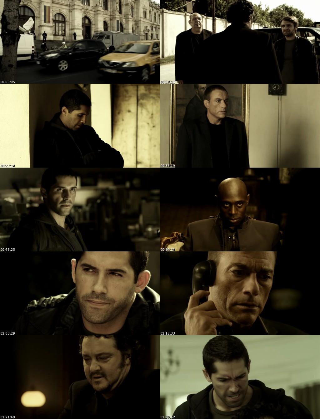 Juego de asesinos (2011) [DVDRip] [Latino]