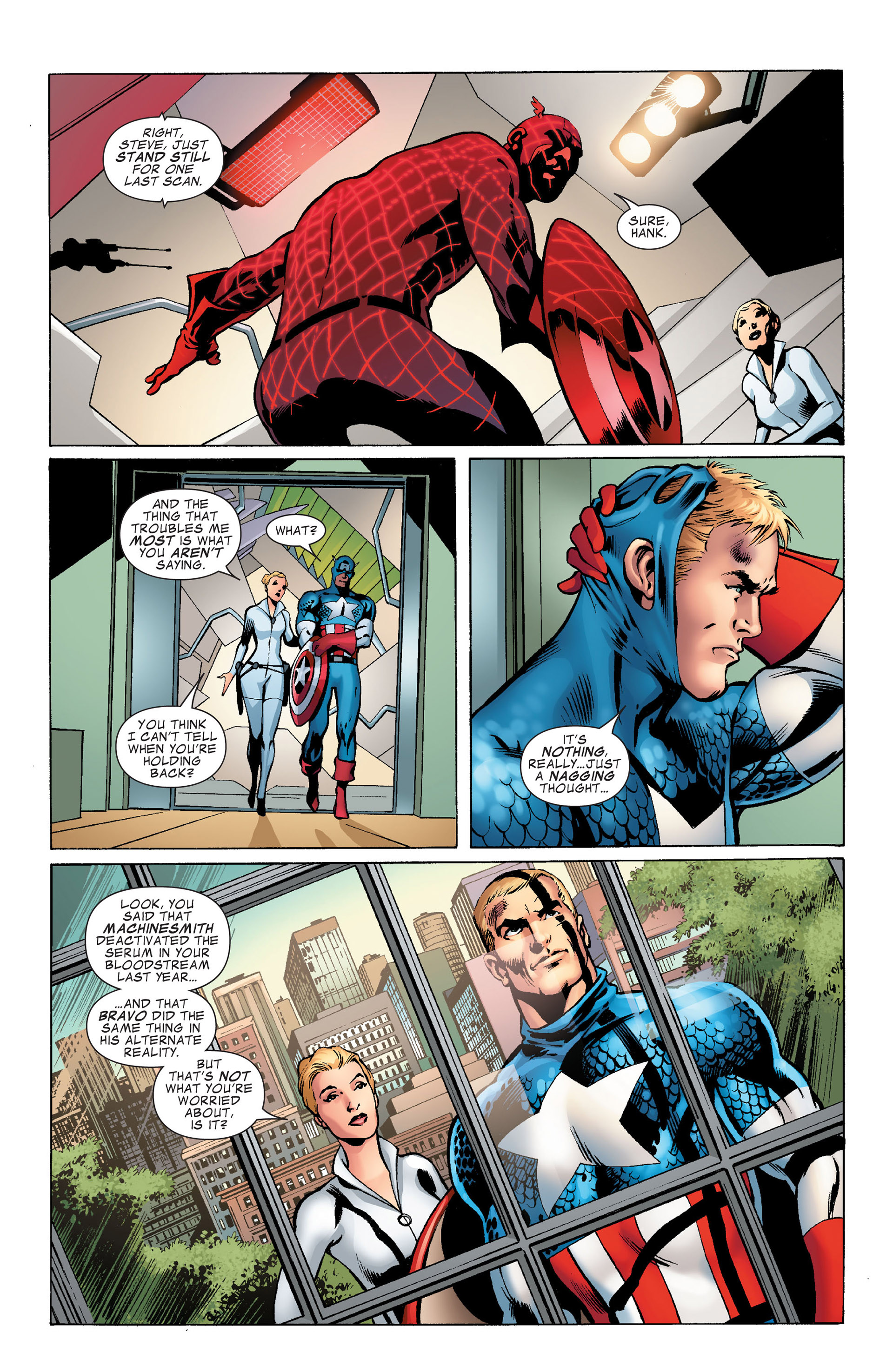 Captain America (2011) Issue #7 #7 - English 13
