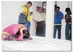 """""""Aku tertekan kejar akhirat."""" itu alasan seorang wanita yang ditangkap Majlis Agama Apabila Ditangkap Dan Enggan Memakai Pakaian [Bertelanjang].jpg"""
