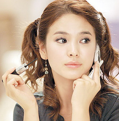 song hye kyo wallpaper. Song Hyekyo South Korean