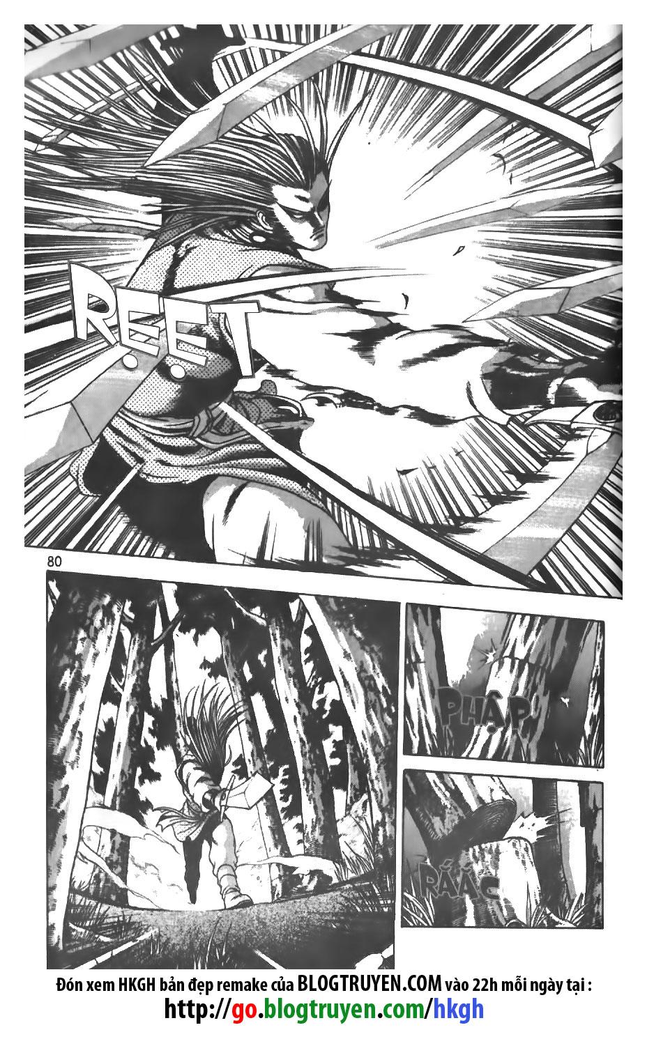 Hiệp Khách Giang Hồ chap 183 Trang 9 - Mangak.info