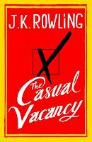 'The Casual Vacancy', primeiro livro de J.K. Rowling pós-Potter, é lançado! | Ordem da Fênix Brasileira