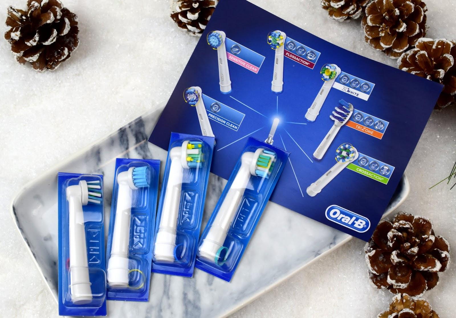 Oral-B White Pro 7000 SmartSeries Elektrische Zahnbürste