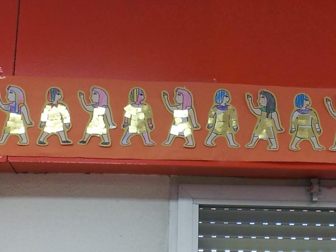 Decoracion Egipcia Antigua ~ OLE, OLE LA MAGIA DEL COLE  Decoraci?n egipcia