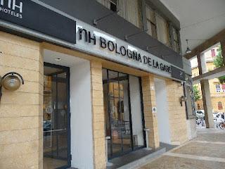 Hotel NH Bologna de la Gare - Ingresso