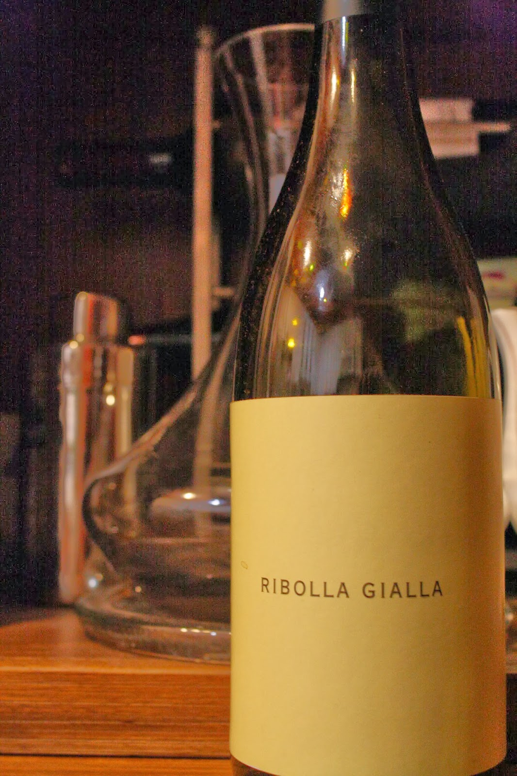 Channing Daughters, Ribolla Gialla, Orange Wine