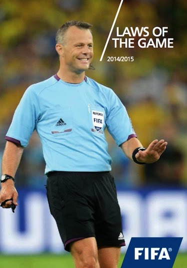 LAWS OF THE GAME 2014/2015