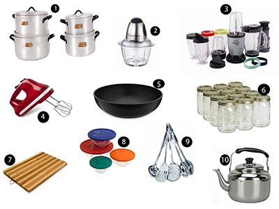 Must have Kitchen Gear
