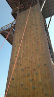 Sandbox, Wall Climb