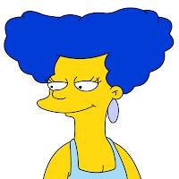 Gladys Bouvier - Los Simpson