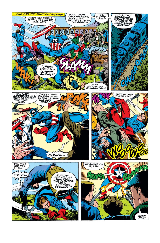 Captain America (1968) Issue #423 #373 - English 3
