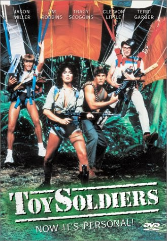 Toy Soldiers 1984 Hindi Dubbed Dual Audio DVDRip 550Mb