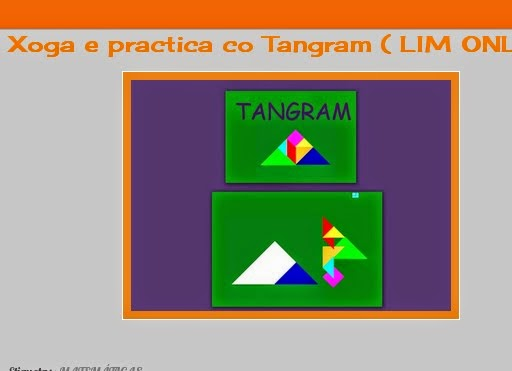 XOGA CO TANGRAM