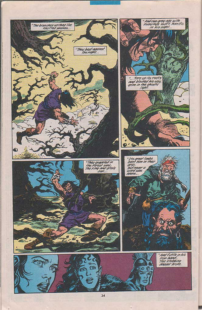 Conan the Barbarian (1970) Issue #268 #280 - English 17