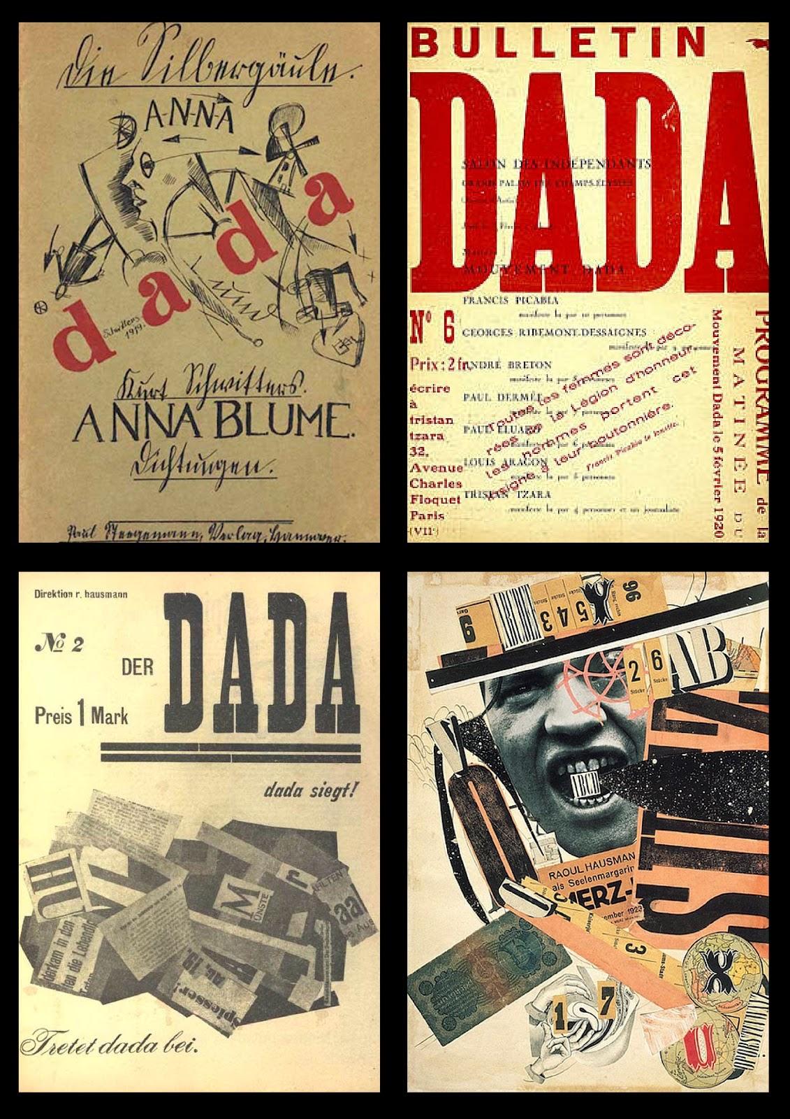 Amelia Baron ~level 3 Art and Design~: The Dada Art Movement