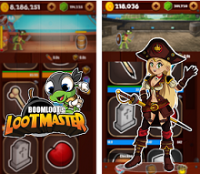 Idle Clicker Game of the Week - BoomLoot's LootMaster
