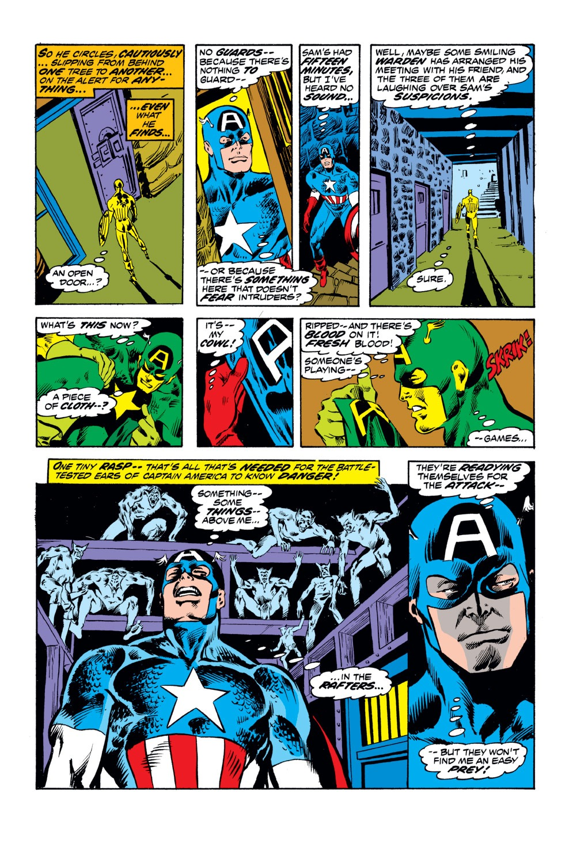 Captain America (1968) Issue #164 #78 - English 7