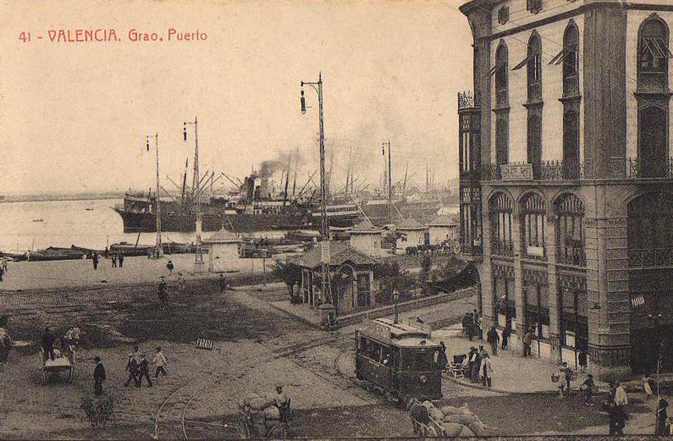 Postales de valencia diciembre 2012 - Hotel avenida del puerto valencia ...