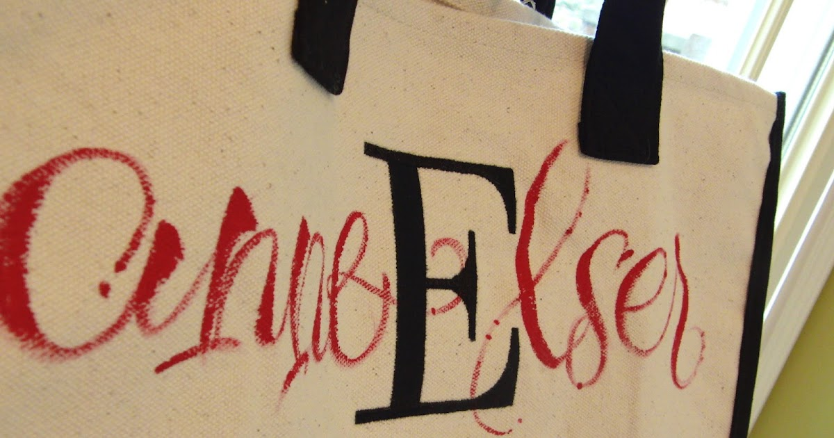 Anne elser fabric brush lettering Anne elser calligraphy