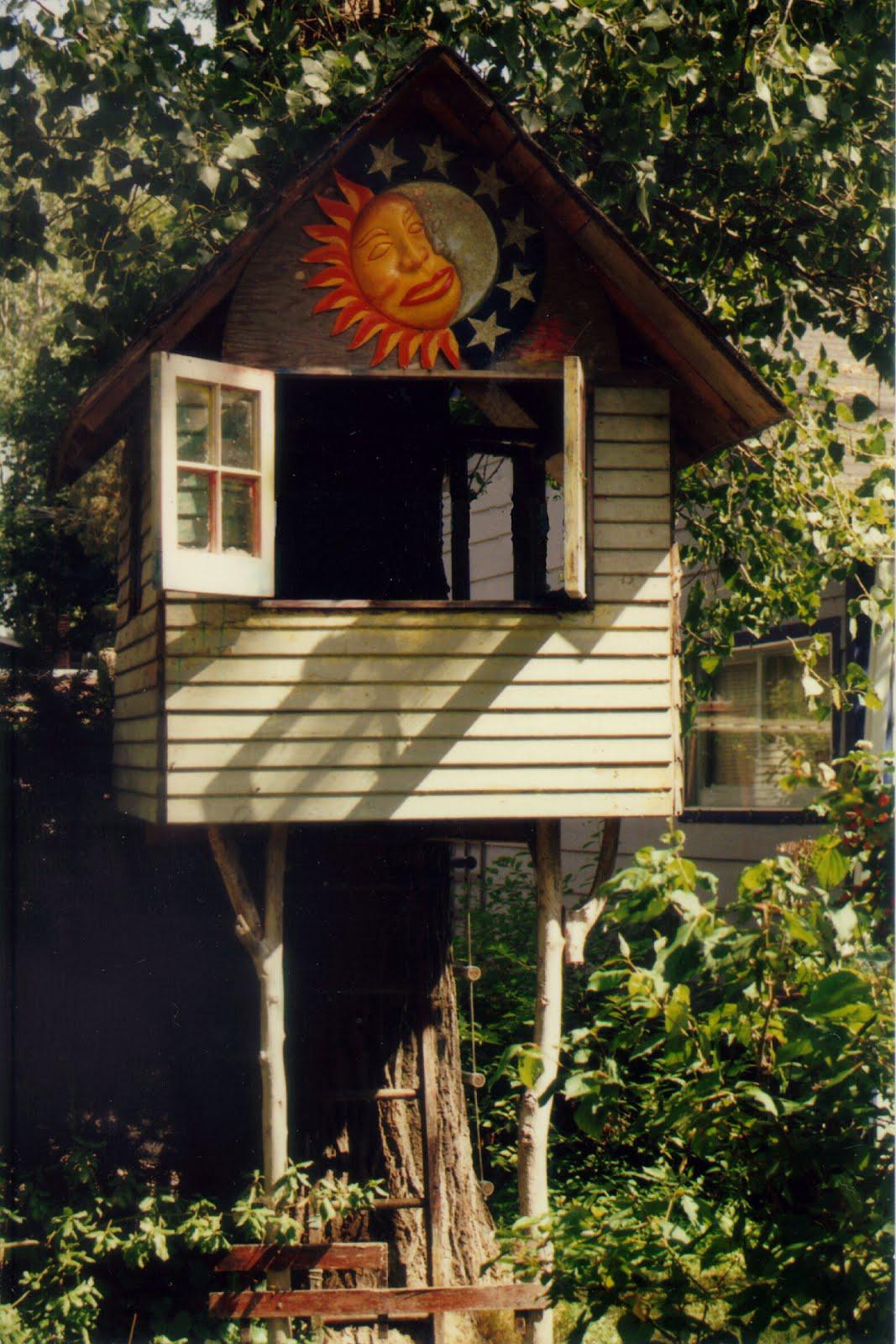 La casa del rbol interior for Arbol interior