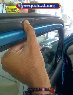 karet peredam kabin mobil