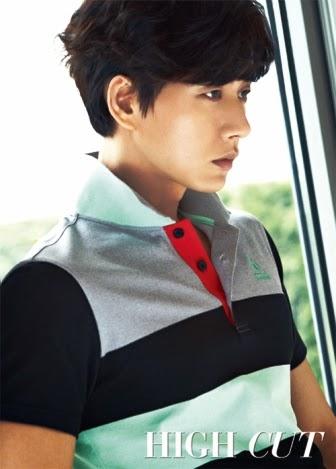 Park Hae Jin Bicara tentang Lee Jong Suk - Lawan Mainnya di Drama