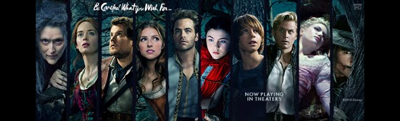 into the woods-sihirli orman