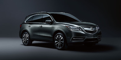 2014 Acura MDX SUV Review, Release Date & Redesign