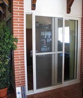 Cerrajeria ramajo mosquiteras de aluminio for Mosquiteros de aluminio