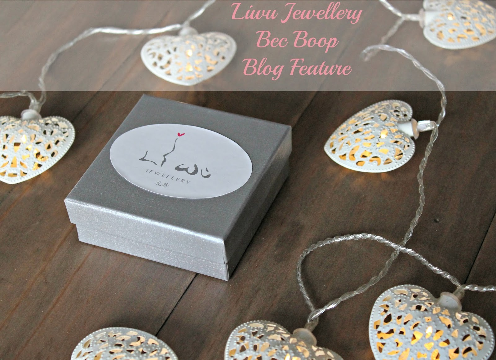Liwu Jewellery Ireland Blog Review