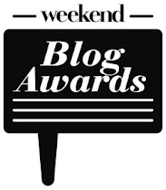 Finalist Blog Award