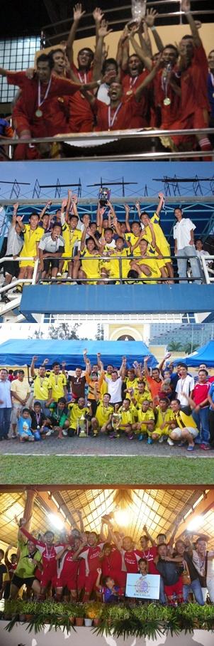 Kejora 2010, JBFA2010, Millenium Cup 2011 League Cup & Menteri Besar Johor 2011 Champions